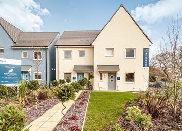 Thumbnail 3 bedroom terraced house for sale in Poets Corner Chaucer Way, Plymouth