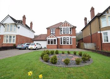 Thumbnail 4 bed detached house for sale in The Coldra, Newport, Gwent
