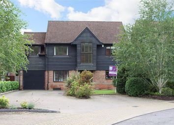 Thumbnail 4 bed detached house for sale in Old Stocks Court, Upper Basildon