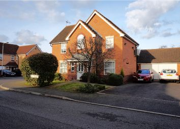 Thumbnail 4 bed detached house for sale in Calladine Close, Sutton-In-Ashfield