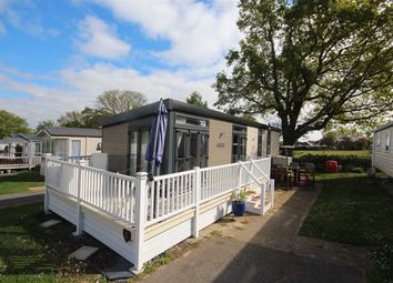 Thumbnail 2 bedroom bungalow for sale in Valley Farm Holiday Park, Valley Road, Clacton-On-Sea