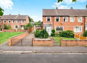 Thumbnail 3 bed semi-detached house for sale in Merrill Way, Allenton, Derby