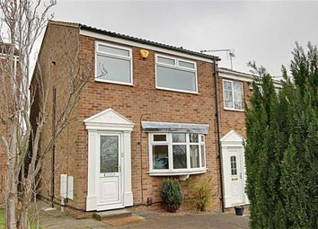 Thumbnail 3 bedroom semi-detached house to rent in Larkhall Place, Mansfield, Nottinghamshire