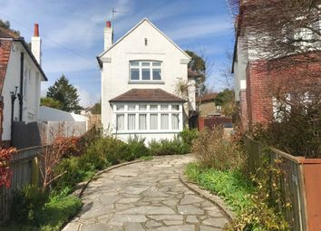 Thumbnail 4 bed detached house for sale in Alverton Avenue, Poole, Dorset