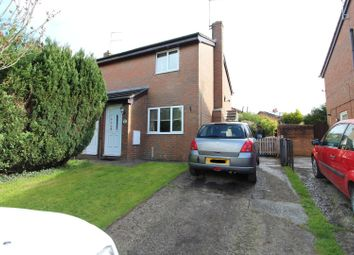 Thumbnail 2 bed semi-detached house to rent in Laburnum Close, St. Martins, Oswestry