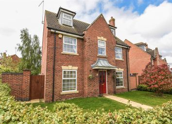 Thumbnail 5 bedroom detached house for sale in Falcon Way, Hampton Vale, Peterborough