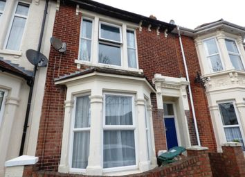 Thumbnail 5 bed terraced house to rent in Britannia Road North, Southsea