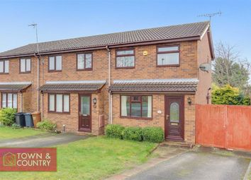 Thumbnail 3 bed semi-detached house for sale in Holly Grange, Connahs Quay, Deeside, Flintshire