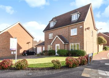 Thumbnail 5 bedroom detached house for sale in Jersey Drive, Winnersh, Wokingham, Berkshire