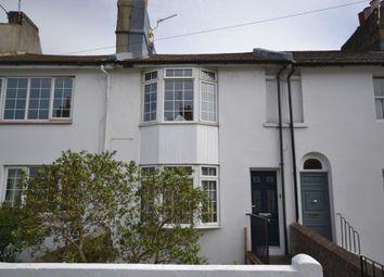 Thumbnail 3 bedroom terraced house for sale in Hanover Street, Brighton