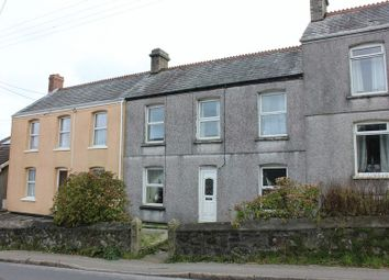 Thumbnail 3 bed terraced house for sale in Penwithick Road, Penwithick, St. Austell