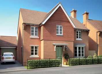 "Thumbnail 4 bed detached house for sale in ""Mitchell"" at Wedgwood Drive, Barlaston, Stoke-On-Trent"