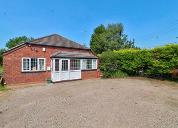 Thumbnail 3 bed detached bungalow for sale in Mill Road, Stourport-On-Severn
