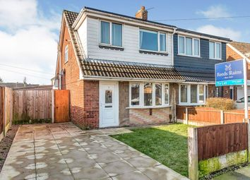 3 bed semi-detached house to rent in Woolacombe Avenue, Sutton Leach, St. Helens WA9