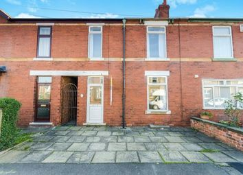 Thumbnail 3 bed terraced house for sale in Crown Road, Chesterfield, Derbyshire