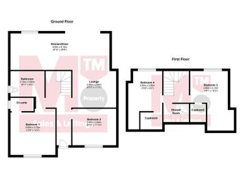 Thumbnail 4 bed semi-detached house for sale in Heston Avenue, Brighton