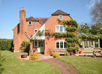 Thumbnail 4 bed semi-detached house for sale in School Lane, Shipbourne, Tonbridge, Kent