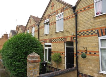 Thumbnail 3 bed terraced house for sale in Radcliffe Road, Stamford