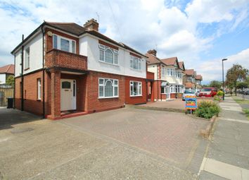 Thumbnail 3 bedroom semi-detached house for sale in Carnarvon Avenue, Enfield