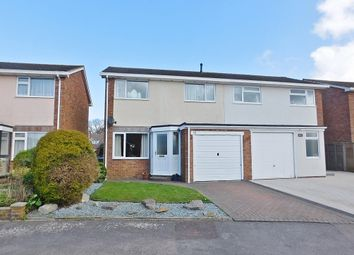 Thumbnail 3 bed semi-detached house for sale in Andrew Place, Hill Head, Fareham
