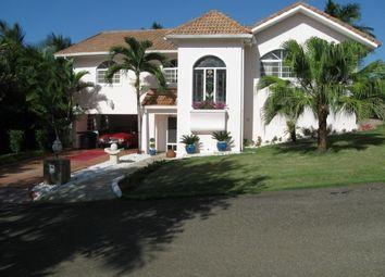 Thumbnail 4 bed villa for sale in Sosúa 57000, Dominican Republic