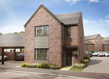 """Thumbnail 3 bed detached house for sale in """"The Hatfield"""" at Llantrisant Road, Capel Llanilltern, Cardiff"""