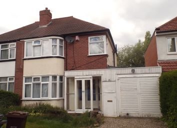 Thumbnail 3 bed semi-detached house to rent in Himley Crescent, Goldthorn Park