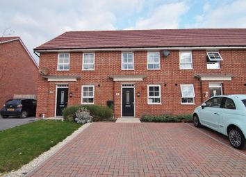 Thumbnail 3 bed terraced house for sale in Grasshopper Drive, Warton