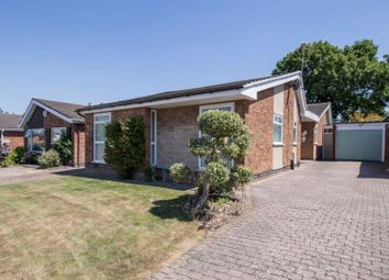 Thumbnail 3 bed detached bungalow for sale in Leconfield Road, Loughborough