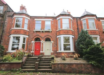 Thumbnail 4 bed terraced house for sale in 5 Chertsey Mount, Carlisle, Cumbria