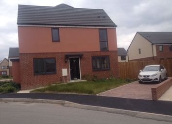 Thumbnail 3 bed detached house to rent in Leopard Lane, West Bromwich