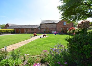 Thumbnail 4 bedroom barn conversion for sale in Hanmer, Whitchurch, Shropshire