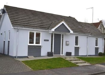 Thumbnail 2 bed detached bungalow for sale in Bowlers Mead, Buntingford