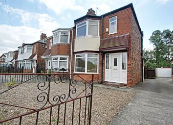 Thumbnail 2 bed semi-detached house for sale in Sunbeam Road, Hull