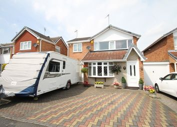 Thumbnail 4 bed detached house for sale in Arran Close, Nuneaton