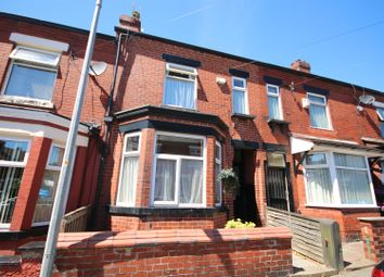 Thumbnail 3 bedroom terraced house to rent in Gordon Road, Eccles, Manchester