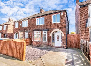 Thumbnail 3 bedroom semi-detached house for sale in Kingsway Avenue, Eston, Middlesbrough