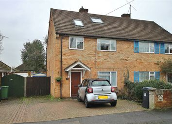 Thumbnail 5 bed semi-detached house for sale in Knaphill, Woking, Surrey
