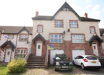 Thumbnail 4 bed terraced house for sale in Movilla Mews, Newtownards