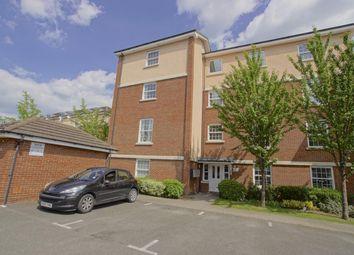 Thumbnail 2 bed flat for sale in Merrifield Court, Welwyn Garden City