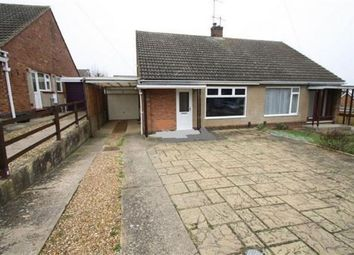 Thumbnail 2 bed semi-detached bungalow to rent in Marwood Close, Abington Vale, Northampton