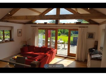 Thumbnail 3 bed detached house to rent in Chiddingfold, Godalming