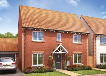 Thumbnail 3 bed detached house for sale in The Yewdale, Didcot