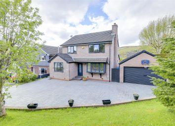 Thumbnail 4 bed detached house for sale in Sandringham Grove, Haslingden, Rossendale
