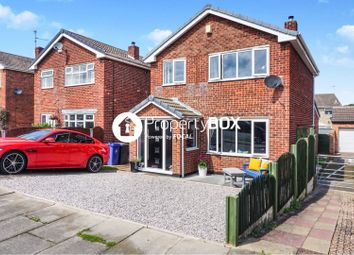 Thumbnail 3 bed detached house for sale in Cantley, Doncaster