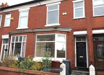 Thumbnail 3 bedroom terraced house to rent in Norbreck Avenue, Manchester