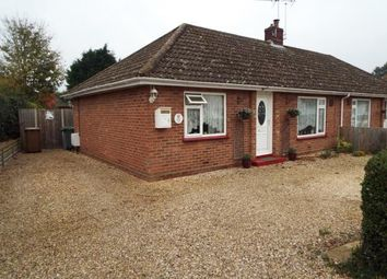 Thumbnail 2 bedroom bungalow for sale in Wroxham, Norwich, Norfolk