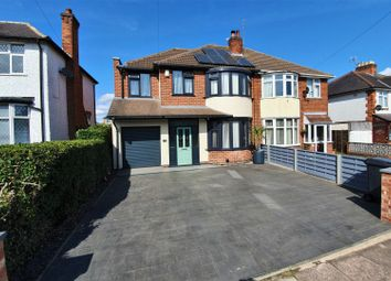 Thumbnail 4 bedroom semi-detached house for sale in Wigston Lane, Aylestone, Leicester