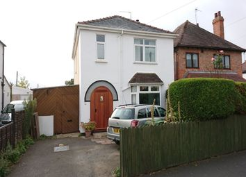 Thumbnail 3 bed detached house for sale in Albert Road, Evesham