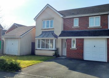 Thumbnail 4 bed detached house for sale in Sword Hill, Castell Maen, Caerphilly